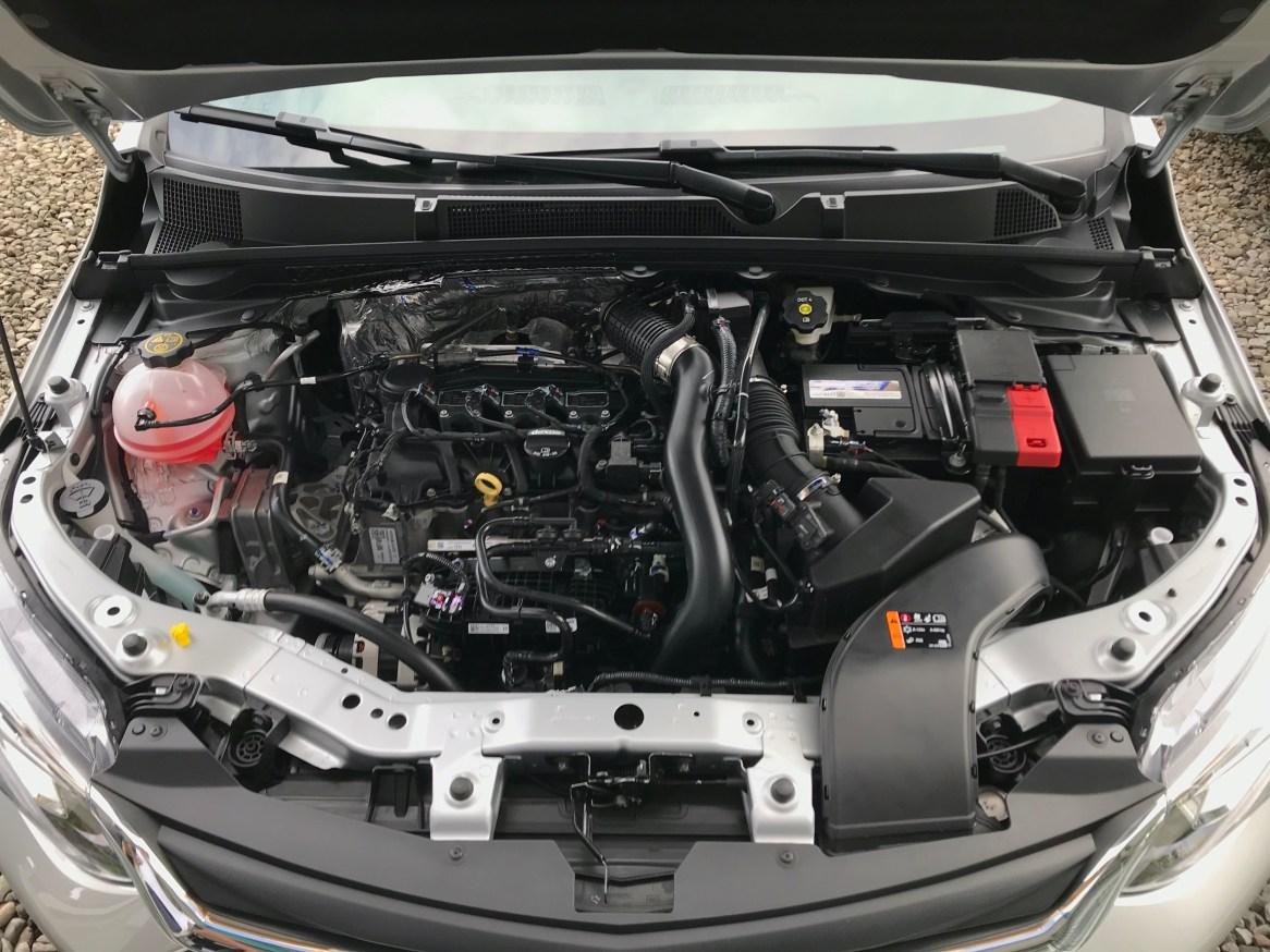 Motor 1.0 litro turbo - Chevrolet Onix LT