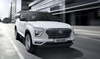 Hyundai Creta GLS Automático lleno
