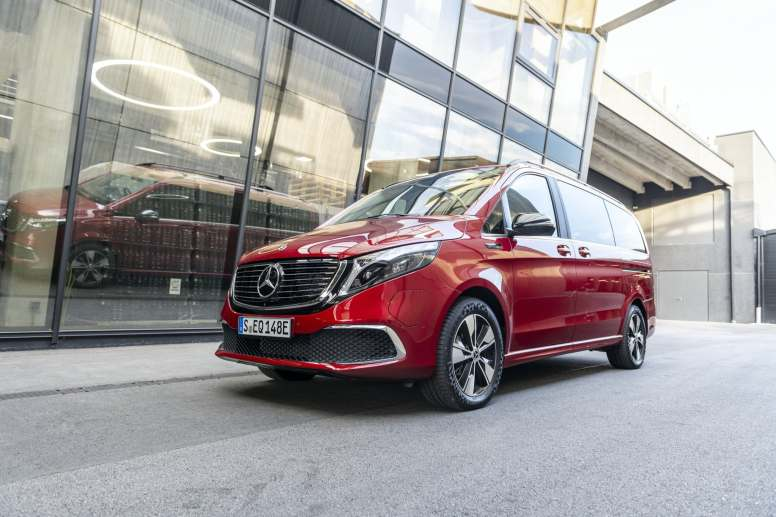 Mercedes-Benz EQV - deagenciapa.com - 09