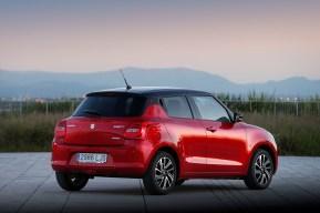 Suzuki Swift híbrido exterior
