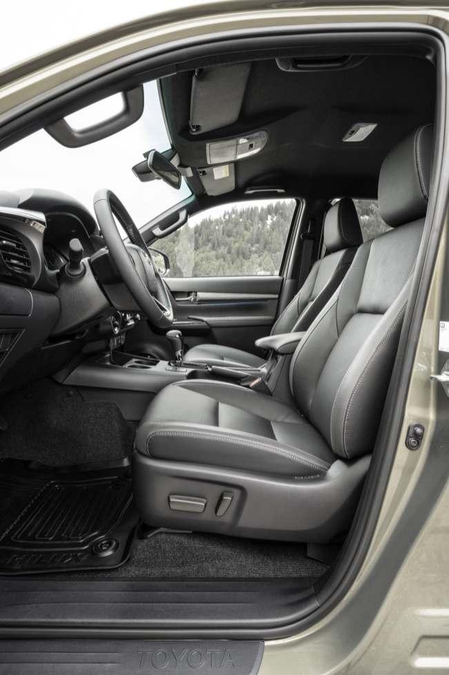 Toyota Hilux 2021 Invencible - deagenciapa.com - 07