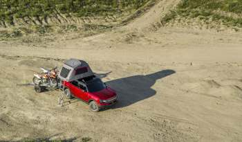 Ford Bronco Sport Outer Banks lleno