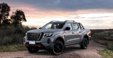 Nissan Frontier 2021 PRO-4X: Así es la nueva variante deportiva de la Frontier