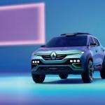Renault Kiger show car: Así es el concepto en el que se basará el futuro SUV compacto