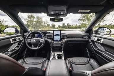 Ford Explorer PHEV 2021 - deagenciapa.com - 01