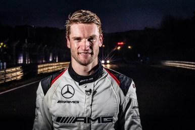 Maro Engel, Rennfahrer, AMG Markenbotschafter Maro Engel, race driver, brand ambassador