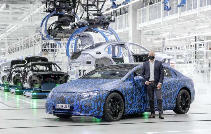 Mercedes-Benz EQ - deagenciapa.com 9