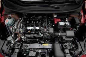 Nissan Versa motor