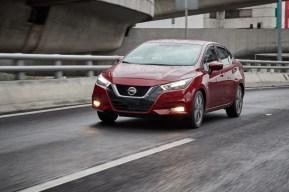 Nissan Versa exterior