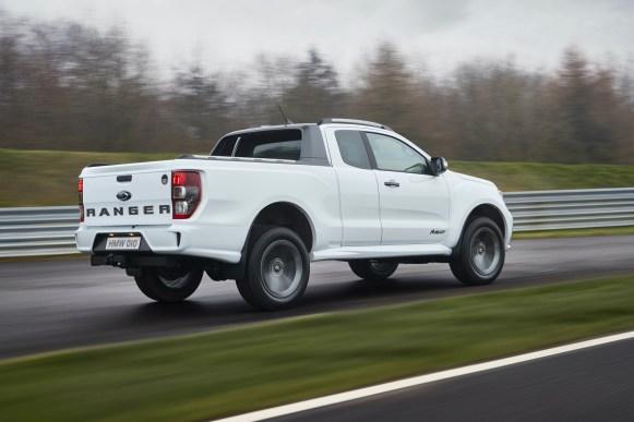 Ford Ranger MS-RT Super Cab 2021