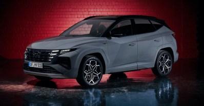 Hyundai Tucson 2021: Así es la variante deportiva