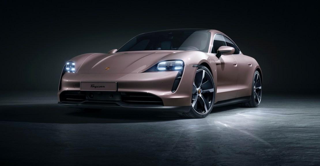 Porsche Taycan: ahora con tracción trasera y a un precio más accesible