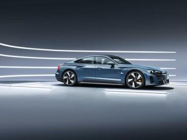 Audi e-tron GT exterior