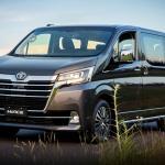 Toyota Hiace Wagon 2021: Así es la Hiace de lujo que ya se vende en Argentina