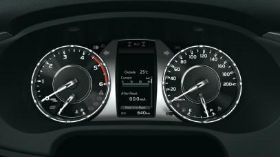 Toyota Hilux 2021 interior