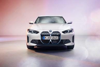 BMW i4 2022 exterior