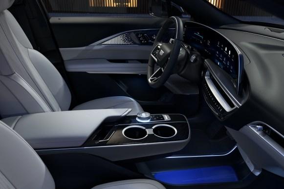 Cadillac Lyriq 2023 interior