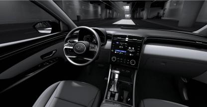 Hyundai Tucson 2022 interior