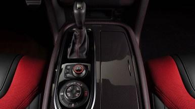 Nissan Patrol NISMO interior