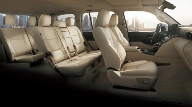 Toyota Land Cruiser 2022 interior