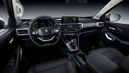Peugeot Landtrek 2021 interior