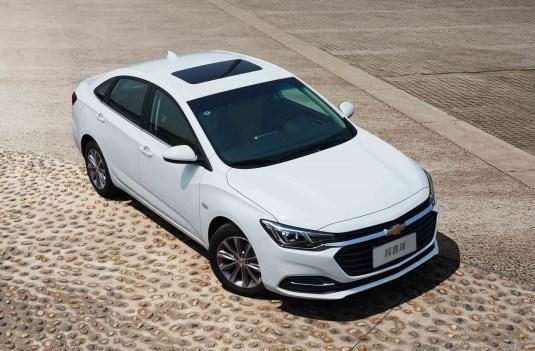 El Chevrolet Monza llegará a nuestra región como Chevrolet Cavalier