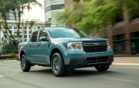 La Ford Maverick llegará a América Ltina