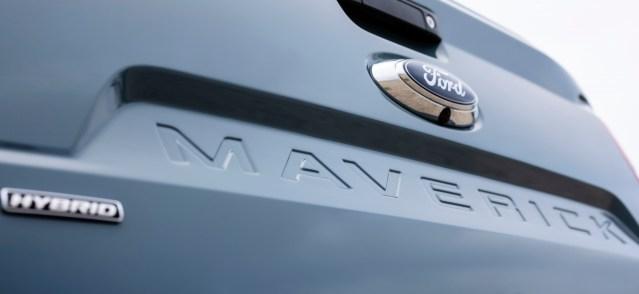 Ford Maverick 2022 híbrido