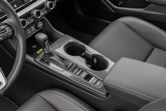 Honda Civic 2022 interior