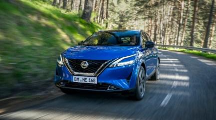 El Nissan Qashqai se fabrica en Reino Unido