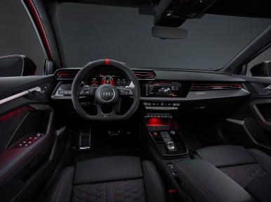Audi RS3 2022 Sportback interior