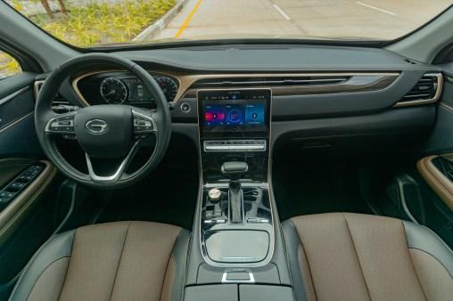 GAC GS5 interior