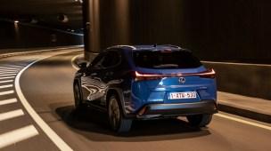 Lexus UX300e exterior