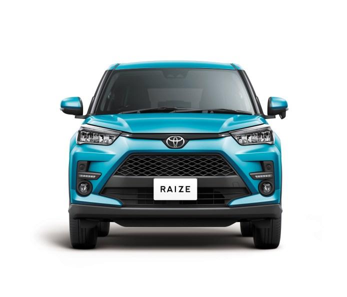 Toyota Raize 2022 exterior