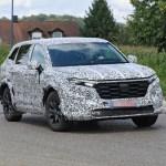 Honda CR-V 2023 fotos espía