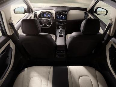 Hyundai Creta 2022 interior