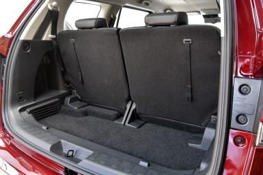 Nissan Terra 2022 interior