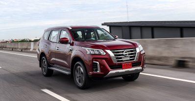 Nissan Terra 2022: Así se ve el SUV basado