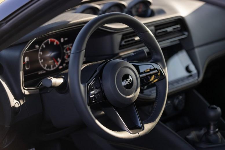 Nissan Z 2023 interior