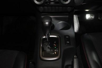 Toyota Hilux GR-Sport 2022 low rider interior