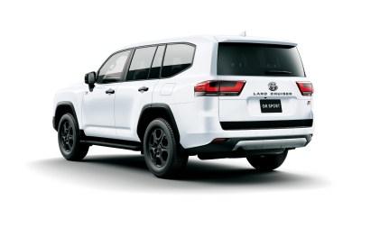 Toyota Land Cruiser 300 GR-Sport