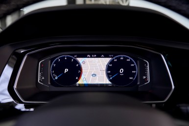 VW Jetta 2022 interior