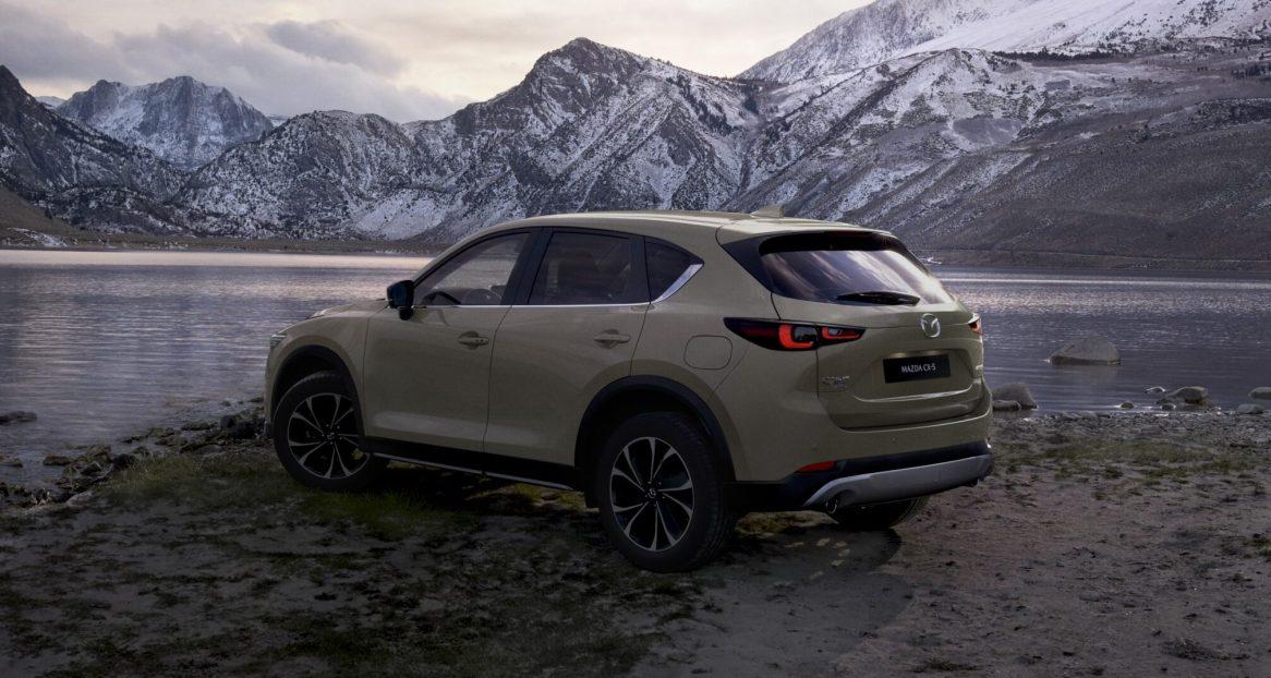 Mazda CX-5 2022: Newroad