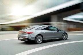 Mercedes-AMG EQS exterior