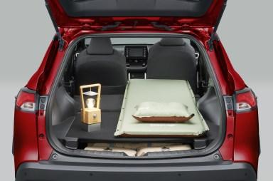 Toyota Corolla Cross 2022 Japón: Interior