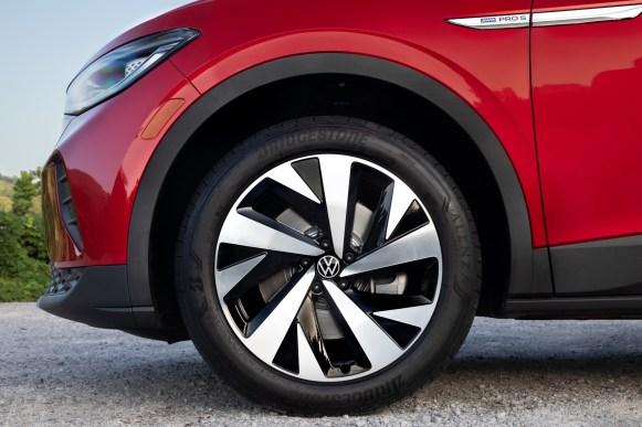 Volkswagen ID.4 2022: Exterior