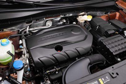 Dodge Journey 2022: Motor