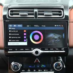 Hyundai Creta Grand 2022: Interior