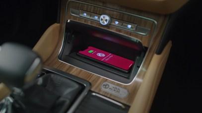 MG RX8: Interior