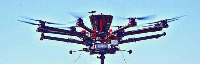 DRON ECOGEO1